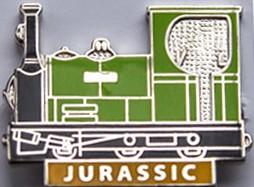 Jurassic Badge