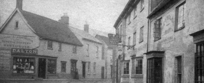 Bull street, southam
