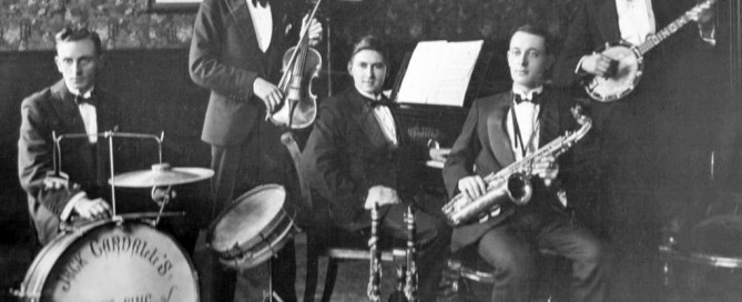 Jack Cardall and Band