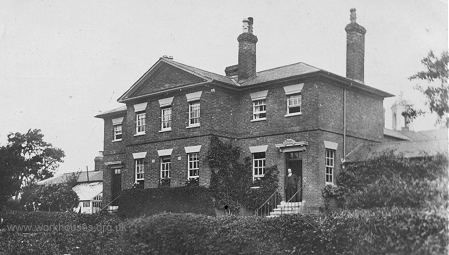 Southam's Workhouse - Southam Heritage Collection