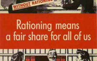 WW2 Rationing