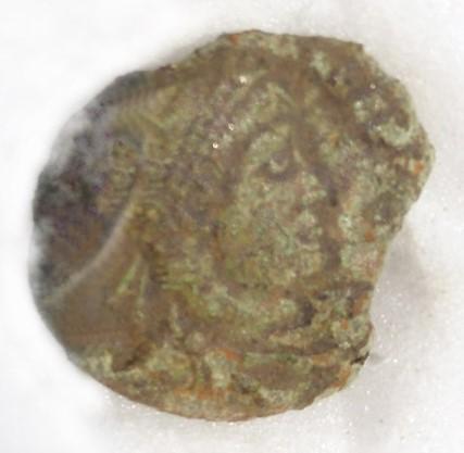 Roman Coin - Emperor Constans 337 - 350AD